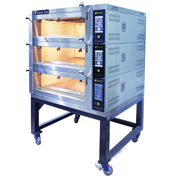 歐式麵包專用爐 4