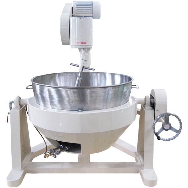 炒餡機(隔熱型雙層爐座+單層鍋) 2