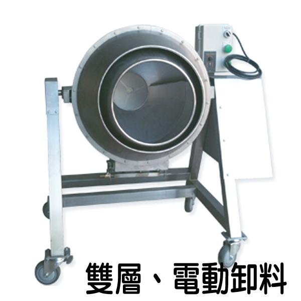滾桶炒食機 2